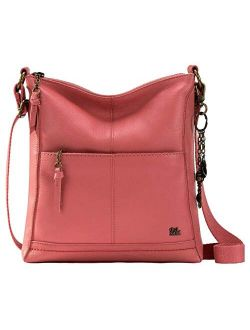 Lucia Crossbody Bag, Dust Coral, One Size