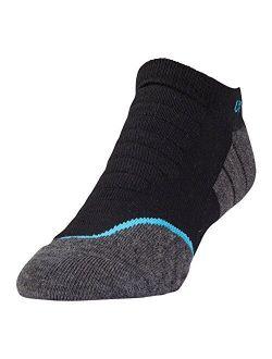 Men's All Season Cool No Show Socks, 1-pair