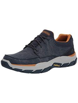 Usa Men's Respected-loleto Moc Toe Bungee Lace Shoes