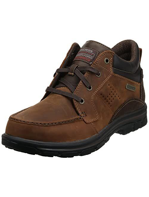 Skechers USA Men's Waterproof Hiking Boot