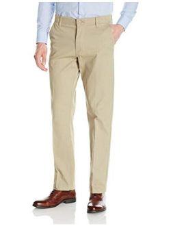 Men's Big-tall Performance Series Extreme Comfort Khaki Pant, Pebble, 40w X 36l