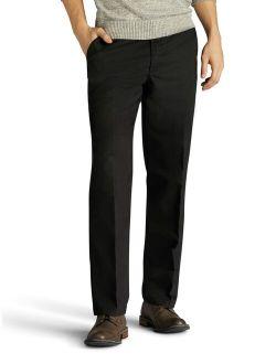 Men's Total Freedom Straight Fit Straight Leg Pants - Black, Black, 38x29