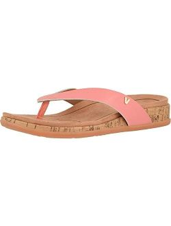 Women's Daniela Toe-post Sandal - Ladies Sandals With Concealed Orthotic Arch Support