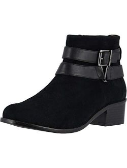 Women's Hope Mana Boot - Ladies Ankle Boots With Concealed Orthotic Support