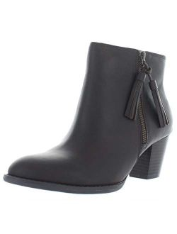 Women's Upright Madeline Ankle Boot - Ladies Booties With Concealed Orthotic Arch Support