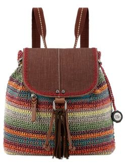 Avalon Convertible Crochet Backpack, Created for Macy's