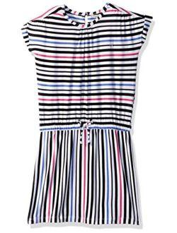 Big Girls' Multiway Stripe Dress