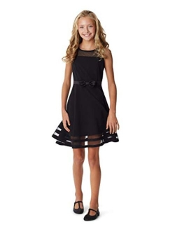 Girls' Sleeveless Party Dress