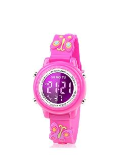 Viposoon Unicorn Gift for Kids Age 3 4 5 6 7 8 9, Watches for 4-10 Year Old Kids Outdoor Toys for Boys Girls - Best Gifts