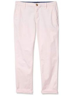 Women's Relaxed Fit Hampton Chino Pant (standard And Plus Size)