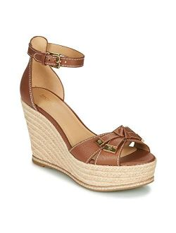 Ripley Brown Wedge Sandal Ss 2020