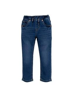 Boys' Skinny Fit Pull On Jeans