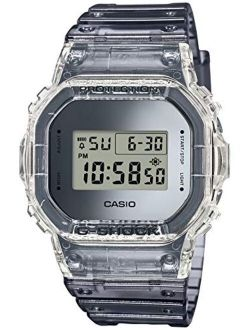 G-shock Dw-5600sk-1jf Clear Skeleton Special Color Shock Resistant Watch (japan Domestic Genuine Products)