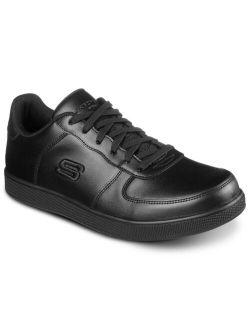 Men's Work- Vibsie - Vimerny Slip-Resistant Slip-On Work Sneakers