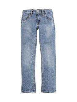 Dogtown Slim-Fit Straight-Leg Jeans - Boys