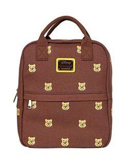 Winnie The Pooh Canvas Mini Backpack