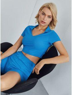 knit lounge Pajama set