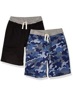 Boys' Pull-on Woven Shorts