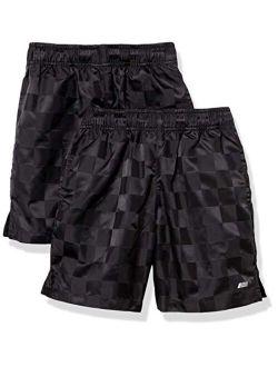 Boys' Active Performance Woven Soccer Shorts