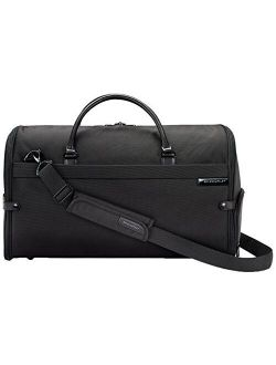 Baseline-suiter Duffel Bag, Black, One Size