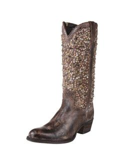 Women's Deborah Studded Tall Western Boot