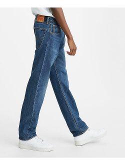 Indigo Eyes Night Straight-Leg Jeans - Men
