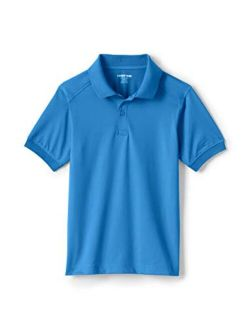 School Uniform Little Kids Short Sleeve Rapid Dry Polo Shirt