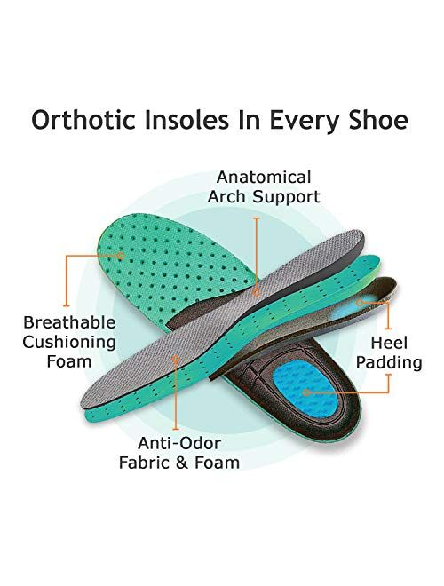 Orthofeet Most Comfortable Bunions Pain Relief 2 Inch Black Low Heels Women's Booties Emma BioHeels