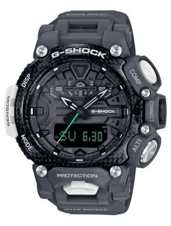 G-Shock Men's Analog-Digital Royal Air Force Gray Resin Strap Watch 54.1mm - A Limited Edition