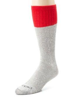 Men's 5 Pack Cotton Boot Crew Socks
