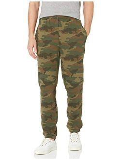 Men's Standard Closed Bottom Fleece Pant