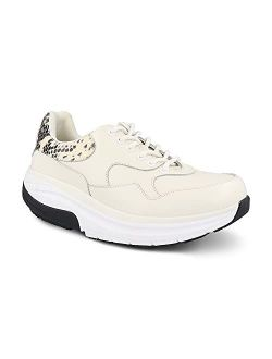 Women's G-defy Moranit Athletic Shoes - Hybrid Versoshock Proven Performance Shock-absorbing Leather Pain Relief Shoes