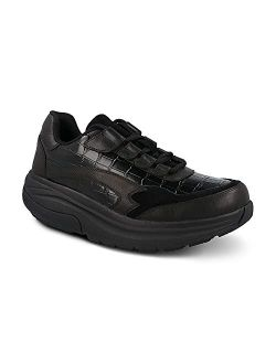 Women's G-defy Noganit Athletic Shoes - Hybrid Versoshock Proven Performance Shock-absorbing Leather Pain Relief Shoes