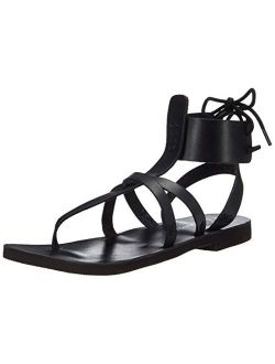 Vacation Day Wrap Sandal