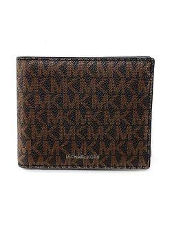 Men's Cooper Billfold With Passcase Wallet (brown)