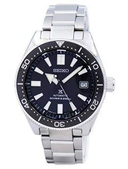 Prospex Reinterpretation 1965 Automatic Diver's 200m Curved Sapphire Sports Black Watch Spb051j1
