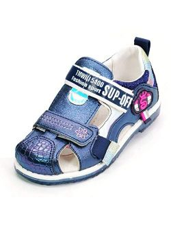 Children's Boys Girls Sport ShoesClosed Toe Kids Sports Sandals Boys Sandals Girls Summer Beach Sandals Beach Breathable Water Outdoor Athletic ShoesBoys Girls Sandals