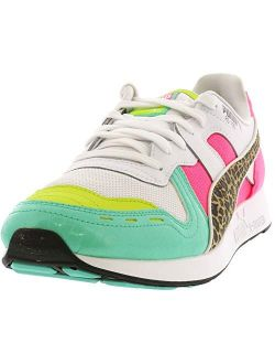 PUMA mens Rs-100 Party Croc Lace Up Sneakers