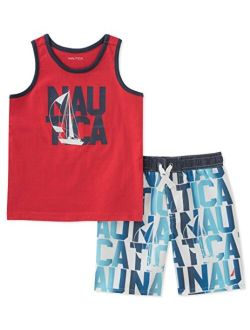 Boys' Tank With Shorts
