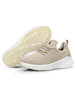 Slip On Sneakers For Women-fashion Sneakers Walking Shoes Non Slip Lightweight Breathable Mesh Running Shoes Comfortable