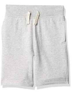 Boys' School Uniform Fleece Short