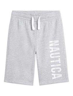 Boys' Knit Drawstring Shorts