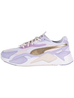 Womens Rs-x3 C+s Lace Up Sneakers Shoes Casual - Purple