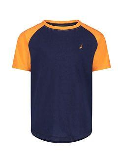 Boys' Short Sleeve Colorblock T-shirt