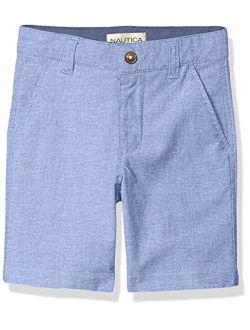 Boys' Flat Front Shorts