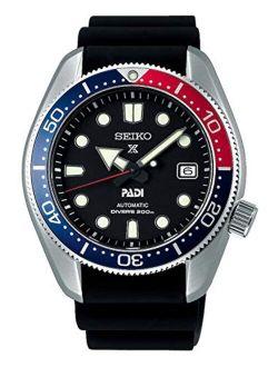 Prospex Mens Analog Automatic Watch With Silicone Bracelet Spb087j1