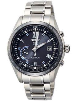 Astron Gps Solar 5 Anniversary Men Watch Sbxb117 1500 Limited