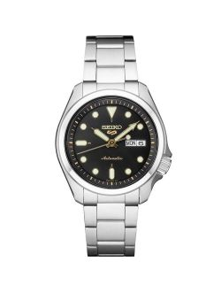 Men's Automatic 5 Sports Stainless Steel Bracelet Watch 40mm