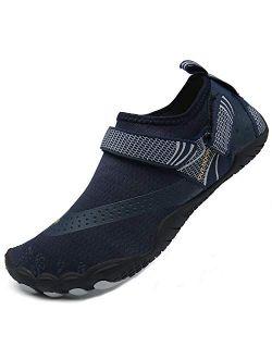 Mens Womens Water Shoes Quick Dry Soft Barefoot Aqua Shoes For Surf Diving Swim Pool Beach Walking Sports Yoga