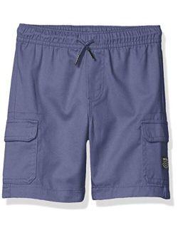 Boys' Cargo Pocket Drawstring Shorts